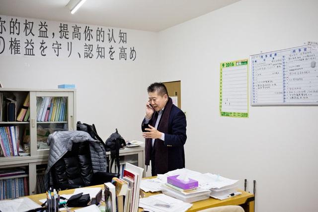 Zhen Kai - người đàn ông đã giúp cô Liu