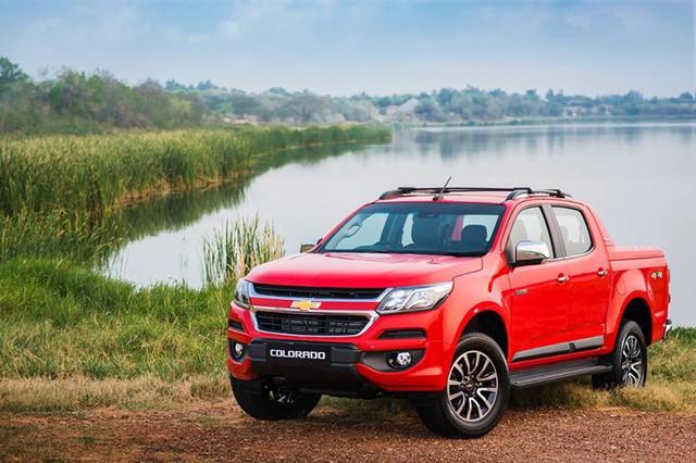 Chevrolet tiếp tục ưu đãi mạnh cho mẫu xe bán tải Colorado