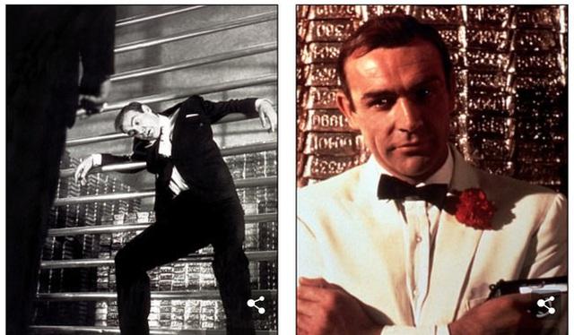 Kho vàng cũng từng là trường quay của 1 số bộ phim, nổi tiếng nhất là phim Ngón tay vàng: Goldfinger (sản xuất vào năm 1964).