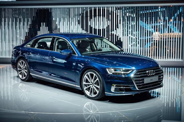 Sang trọng hoặc khả năng vận hành ấn tượng có lẽ là đích hướng tới của VINFAST khi yêu cầu thiết kế xe hơi. Ảnh minh họa: Audi A8L.