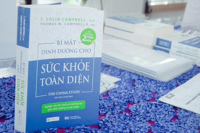 The China Study được xem như một nghiên cứu thế kỷ về sức khoẻ.