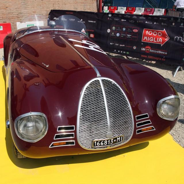 Chiếc AAC 815, mẫu xe đầu tiên do Ferrari sản xuất