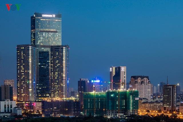 Keangnam - Tòa nhà cao nhất Việt Nam