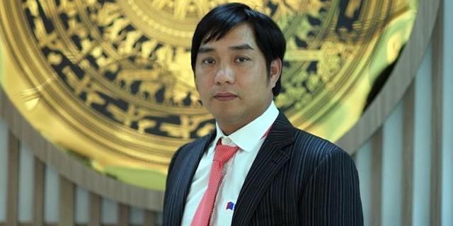 Ông Hồ Minh Hoàng.