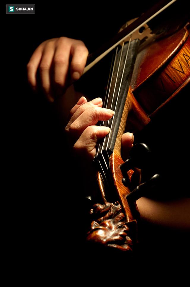 Đối với nghệ sĩ vĩ cầm thế giới, một lần được cầm trên tay chiếc violin huyền thoại Messiah Stradivarius là vinh dự của cả cuộc đời! Ảnh minh họa: Internet.