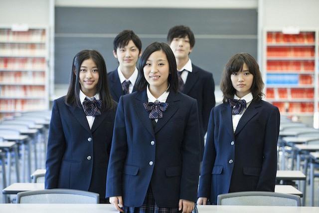 Trường học ở Nhật Bản không giống với bất cứ nơi nào khác trên thế giới.