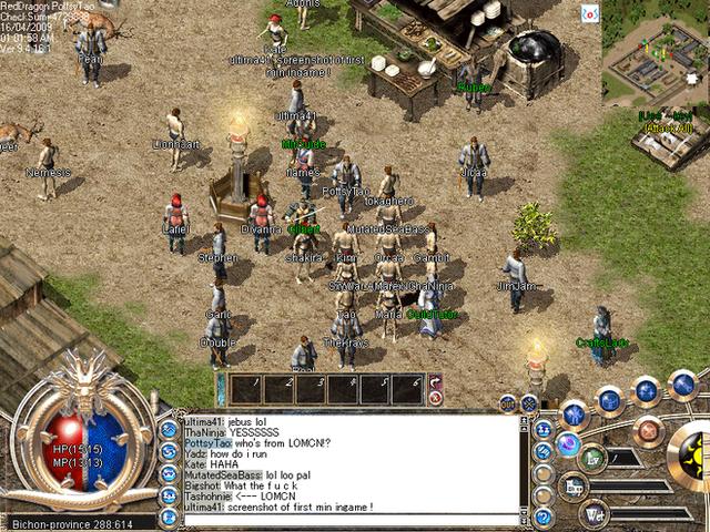 Legend of Mir II, trò chơi giúp Shanda nở mày nở mặt.
