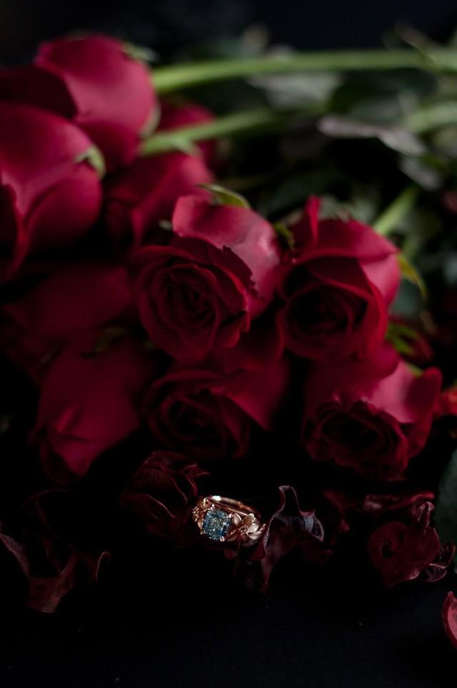 Cận cảnh chiếc nhẫn Jane Seymour trị giá 2 triệu USD.
