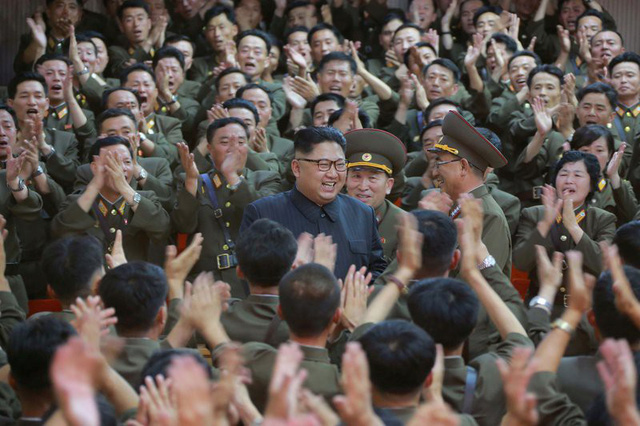Lãnh đạo tối cao của Cộng hòa dân chủ nhân dân Triều Tiên.