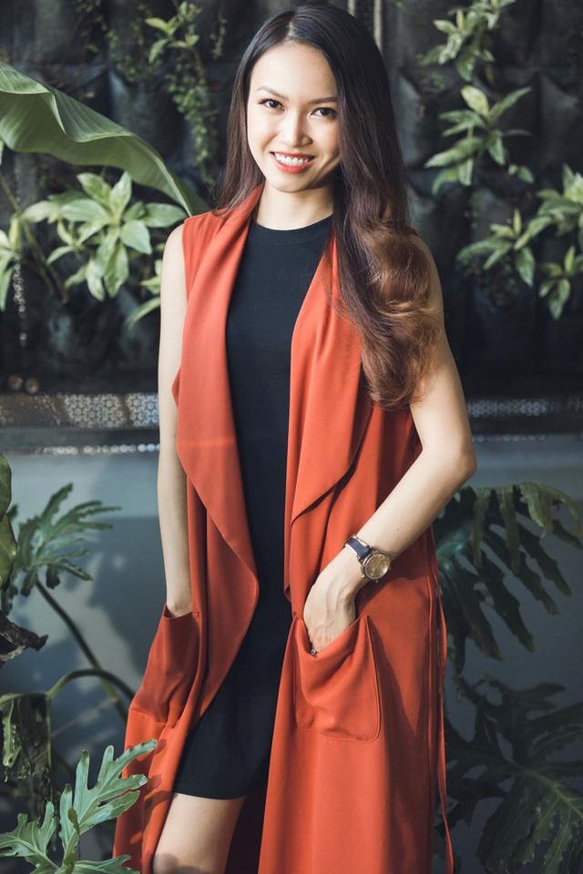 Thương vụ thành công của Trang nằm ngoài mong đợi của chính bản thân cô nàng.