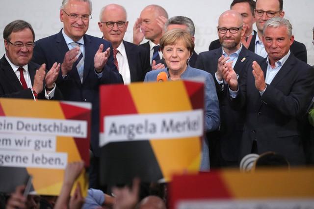 Nữ Thủ tướng Đức là người chèo lái châu Âu qua thời điểm khó khăn (Nguồn: New York Magazine).
