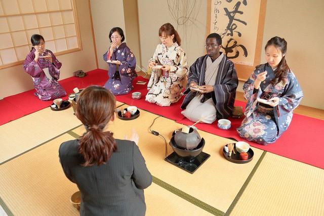 Trà đạo là một văn hóa của các nước Á Đông, như Nhật Bản