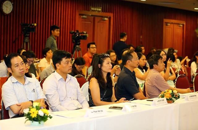 Đại diện nhiều nhóm công tác của VPSF.