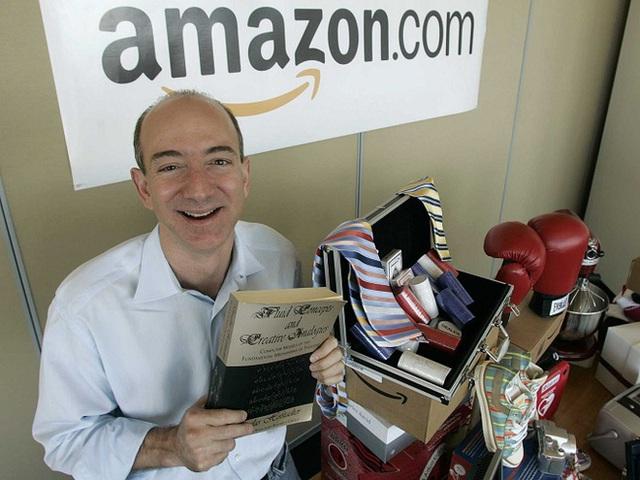 May mắn là Jeff Bezos đã quá quen với cuộc sống đầy thử thách...