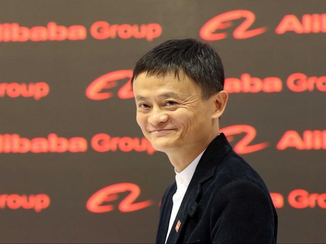 Mã Vân, người giàu nhất Trung Quốc, ông chủ của Alibaba.