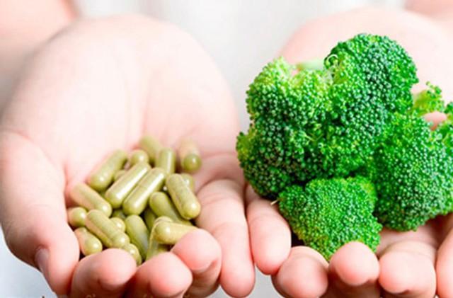 Cơ thể sẽ thu nạp các chất hoá học từ những thực phẩm mà bạn ăn vào để tạo ra sức khỏe tốt cho chính bạn.