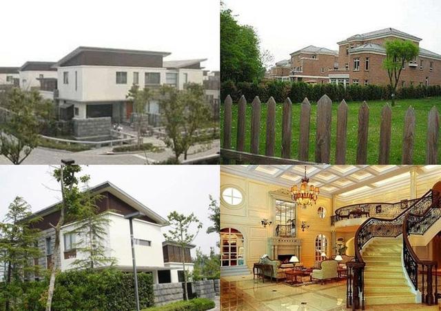 Vợ chồng Triệu Vy nắm giữ nhiều bất động sản có giá trị lớn không tưởng.