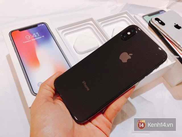 NÓNG: iPhone X 256 GB có giá 68 triệu thôi, sẽ về đến Việt Nam sáng nay - Ảnh 5.