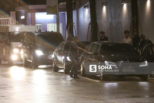 [NÓNG] Dàn siêu xe của Tổng thống Putin xuất hiện trên đường phố Đà Nẵng - Ảnh 5.