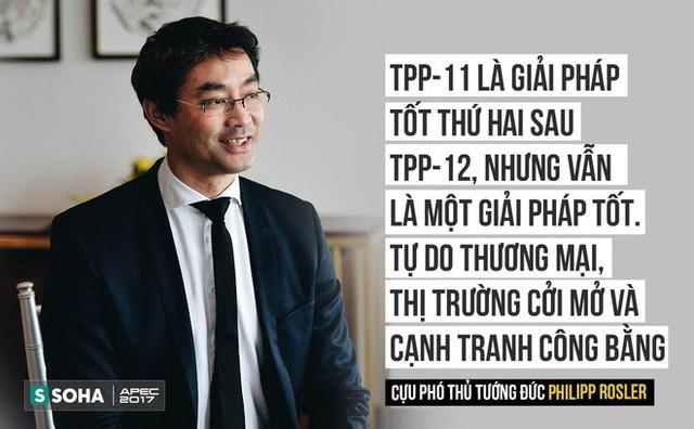 Ông Philipp Rosler: Việt Nam đang rất nổi bật trên bản đồ thương mại thế giới - Ảnh 4.