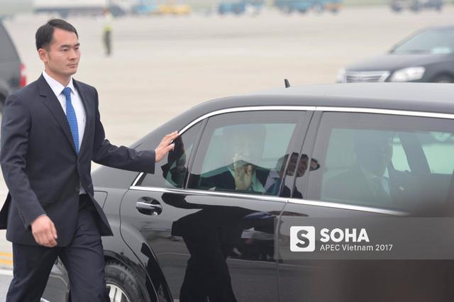 Việt Nam sử dụng siêu xe Mercedes-Benz S600 Pullman Guard để đưa đón lãnh đạo Trung Quốc
