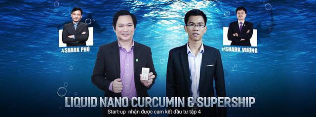 Supership được đánh giá cao về năng lực đàm phán với các Sharks, gọi vốn thành công từ Shark Vương 2 tỷ đồng đổi lại 20% cổ phần. Trong khi đó, phần gọi vốn của Nano Curcumin lại gây nhiều tranh cãi khi Founder này chấp nhận vốn đầu tư từ Shark Phú với điều khoản cầm cố nhà.