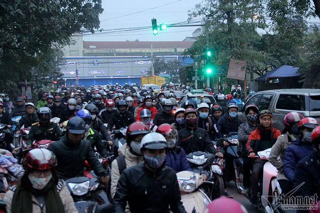 Đường Nguyễn Hữu Thọ. Ảnh: Trần Thường