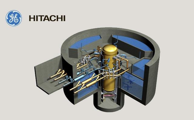 Dự án nhà máy điện hạt nhân theo công nghệ lò phản ứng nước sôi tiên tiến của GE và Hitachi.