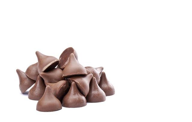 Tôi quản lý được cơn thèm ngọt của mình, chỉ ăn 2 mẩu sô cô la thay vì nửa túi như trước đây.