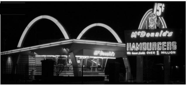 Cừa hàng McDonalds đầu tiên của Ray Kroc (Illinois)