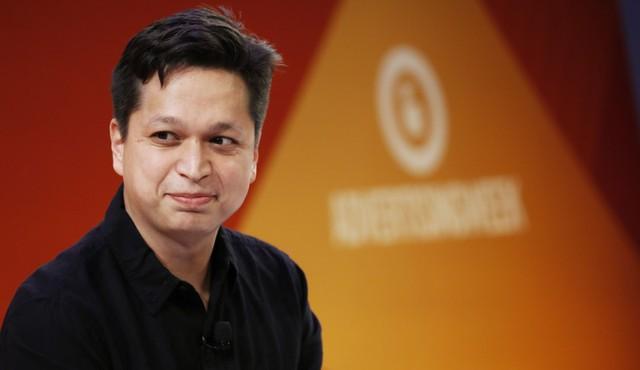 Ben Silbermann, 35 tuổi, đồng sáng lập kiêm CEO Pinterest