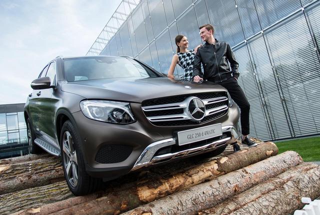 Mercedes-Benz GLC, mẫu xe hot bậc nhất trong phân khúc SUV hạng sang tại Việt Nam khi luôn luôn cháy hàng trong mọi thời điểm ngay từ khi ra mắt.