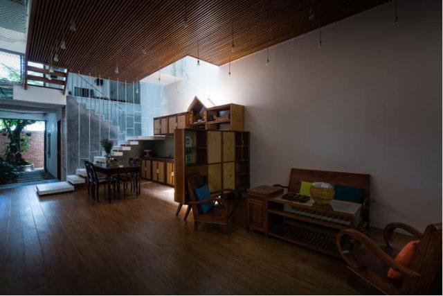 """Ngôi nhà ống đẹp như """"Resort"""" ở Nha Trang xuất hiện trên báo Mỹ - Ảnh 5."""