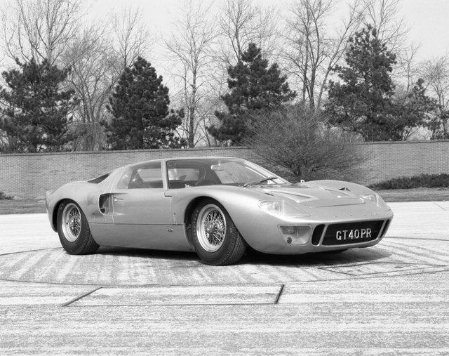 GT40, mẫu xe huyền thoại giúp Ford lật đổ sự thống trị của Ferrari tại Le Mans 1966