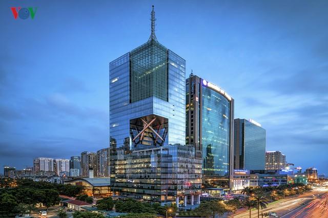 Một góc phố mới Trần Duy Hưng