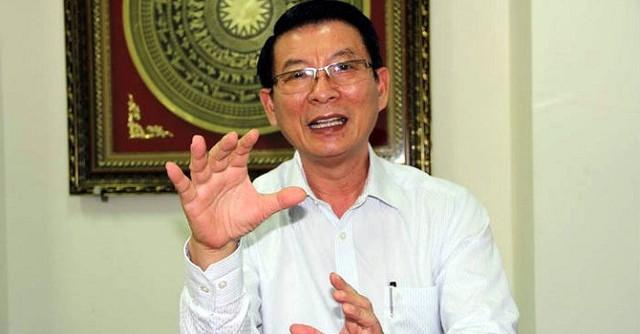 Ông Trần Văn Lĩnh.