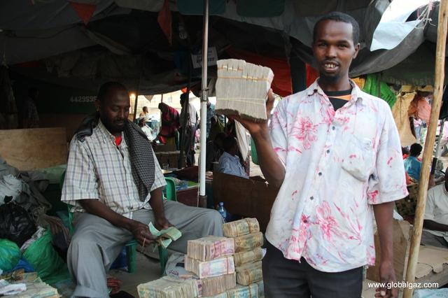 Tại quốc gia không chính thức này, đồng tiền chính là đồng Shilling Somaliland.