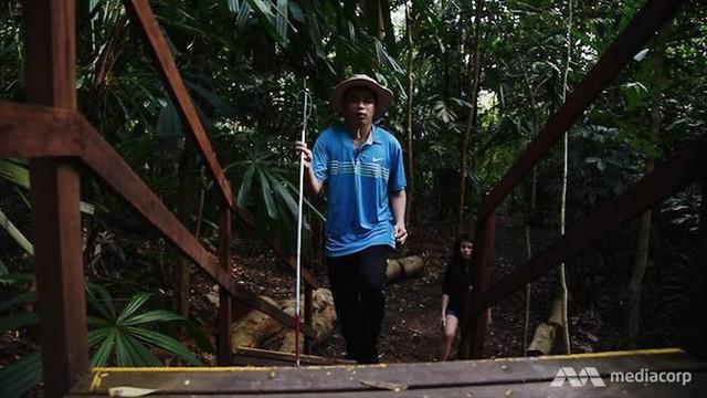 Cũng như cuộc đi bộ ở Bukit Timah, từng bước một, Giang cứ vượt qua tất cả để trở thành những gì mà cậu đang là ngày hôm nay.