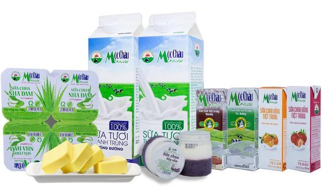 Mộc Châu Milk đảm bảo sản xuất ra những sản phẩm chất lượng tốt nhất nhằm mở rộng chuỗi phân phối tại thị trường miền Nam và xuất khẩu.