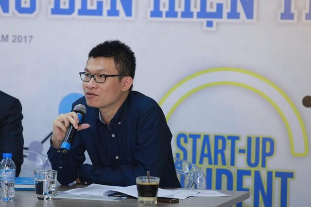Ông Nguyễn Hồng Trường là người có ảnh hưởng lớn đến start-up Việt