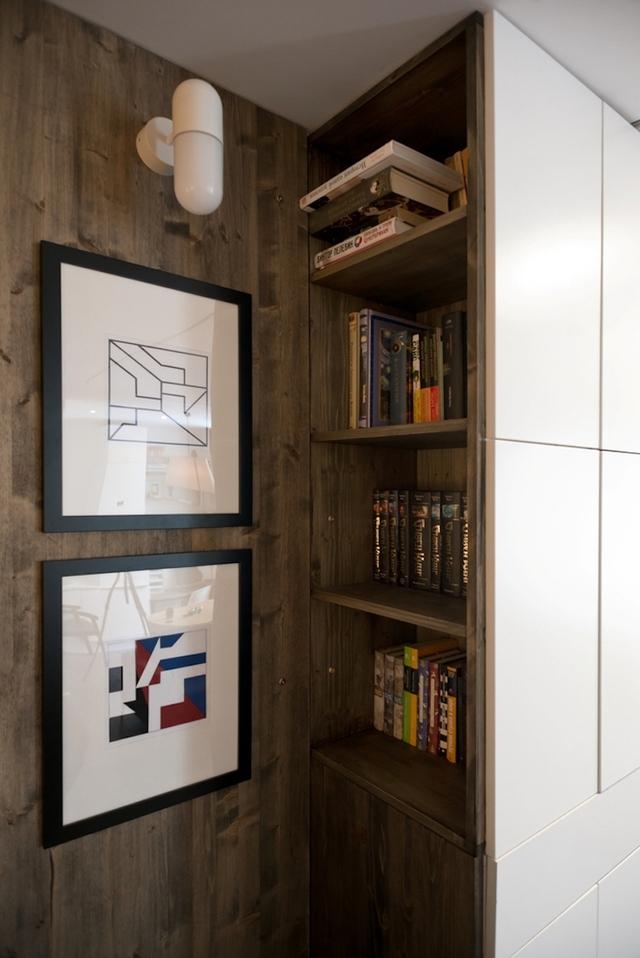 Mọi không gian trong nhà đều được tận dụng tối đa.