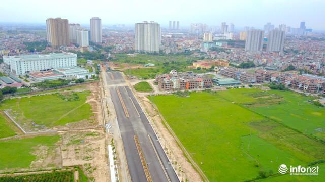 Đây là tuyến đường thứ hai ở Hà Nội khánh thành trong năm nay được đầu tư theo hình thức BT (hợp đồng xây dựng chuyển giao).
