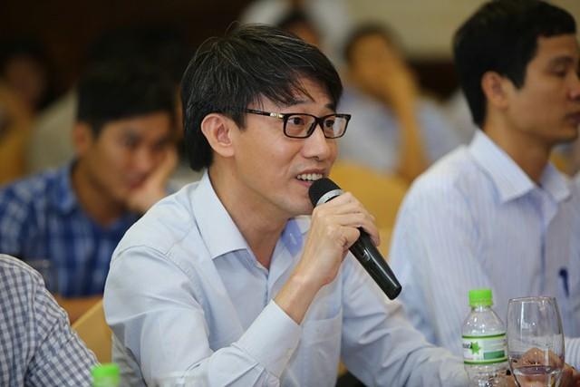 Ông Trần Hữu Quyền, Tổng Giám đốc VNPT Tech
