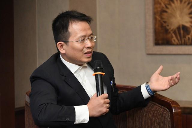 Ông Hoàng Việt Hà.