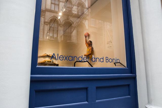 Phòng trưng bày nghệ thuật đương đại Alexander and Bonin.