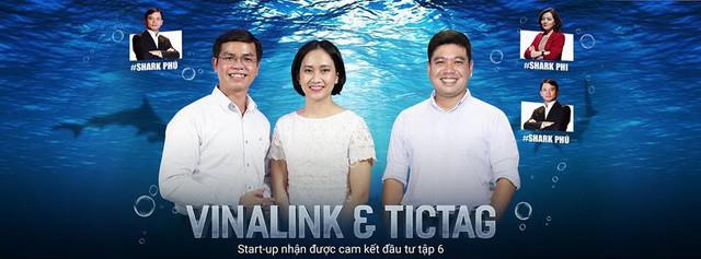 Với việc gọi vốn thành công trong tập 6, Vinalink đã trở thành Startup gọi vốn khủng nhất (11 tỷ đồng) trong suốt 6 tập phát sóng.