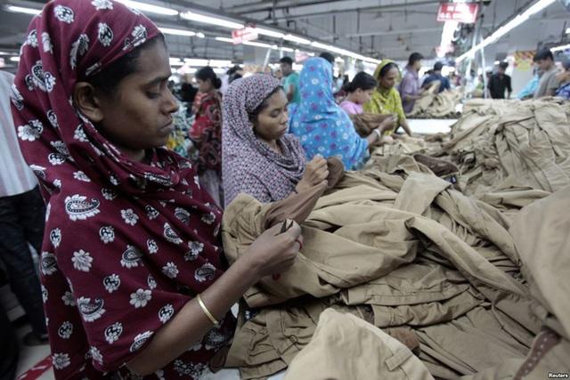 H&M từng bị chỉ trích vì bóc lột nhân công giá rẻ tại các nước nghèo.