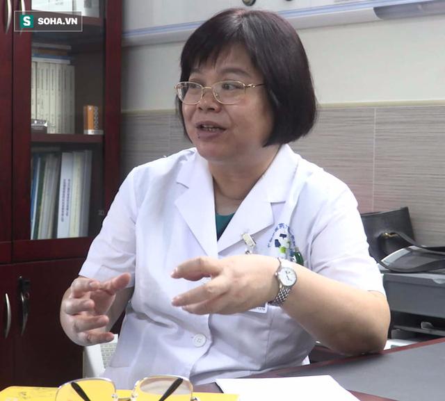 Chuyên gia ung thư, Giáo sư bác sĩ Lâm Lệ Châu, Giám đốc Trung tâm Ung bướu Bệnh viện số 1, Đại học Trung y dược Quảng Châu (Trung Quốc)