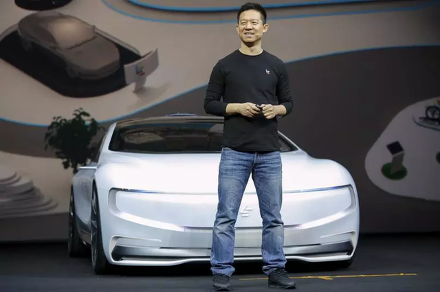 LeEco mang tham vọng lật đổ Tesla ngay tại xứ cờ hoa