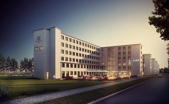 Công ty nhà đất Metropole Marketing chuẩn bị sẽ đã đi vào hoạt động trọn vẹn công việc thi công khu nghỉ dưỡng này vào năm 2022, mặc dù toàn bộ một vài khối nhà của Prora đều đã được phân phối hết.